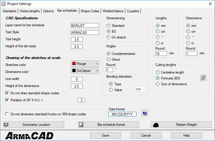 config1 armaCAD EN otp.fr